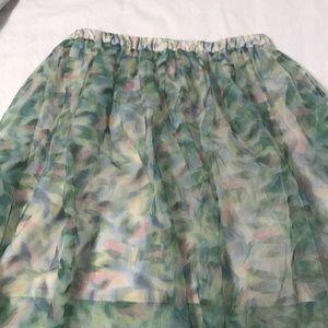 LC Tulle Skirt